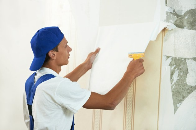 house-painting-fairfax-va-wall-paper-removal
